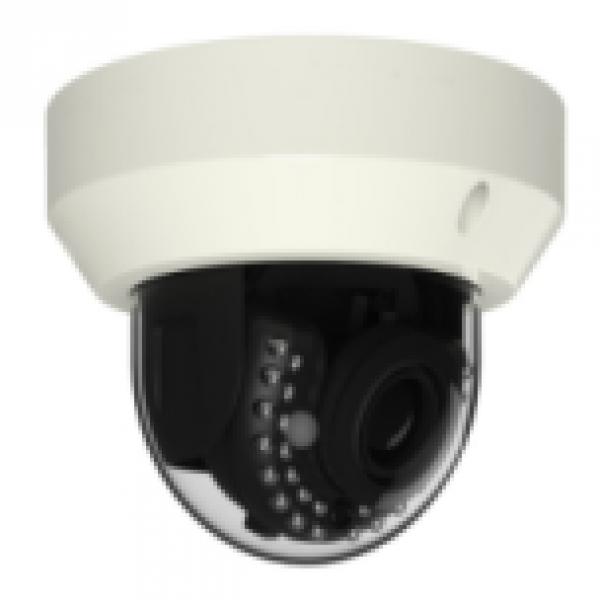 WAHD10E/100-SA40 Vandalproof Varifocal Indoor Lens Ir 1.0mp AHD Dome Camera