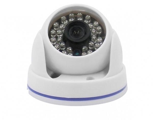 WAHD20A/20B/20EA/20EB-PS25 AHD IR LED Fixed Lens Security Indoor 2.0 Megapixel Cmos CCTV Dome Camera