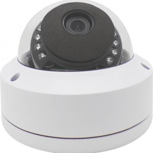 WHD500-AF15 Vandalproof 5.0 Megapixel AHD Dome Surveillance Camera