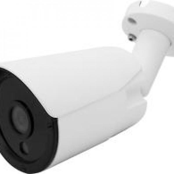 WHD500-EC30 Black White Metal Housing AHD Camera With 30m Night Vision