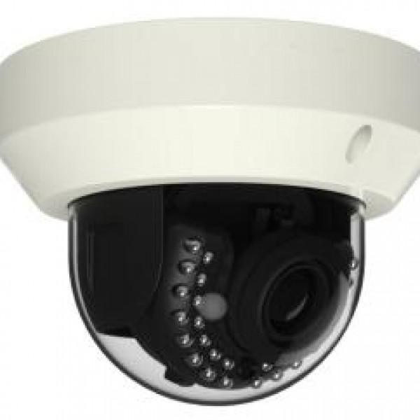 WHD400-CCT25 Vandalproof Metal Housing IR Dome Camera Night Vision 4.0MP Surveillance Analog Camera