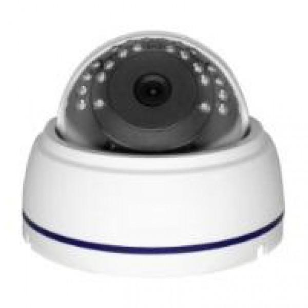 WHD400-ET20 4.0MP Varifocal Lens Plastic IR Dome AHD Surveillance Camera