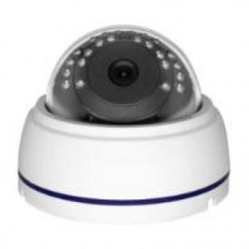 WHDW20B-ET20 Plastic Housing Dome 2.0 Megapixel Varifocus Lens Infrared Camera