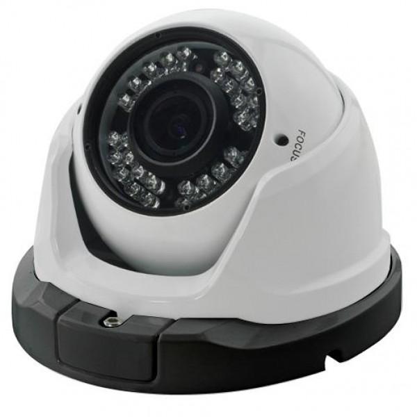 WHD300-AAT30 3.0MP Dome OSD AHD Manual Zoom Camera