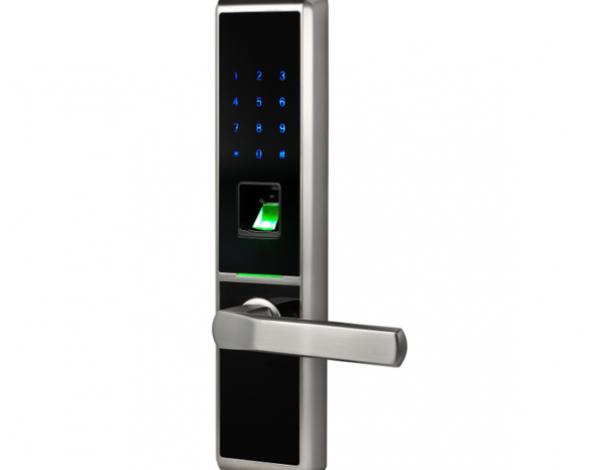TL100 Zinc Alloy Remote Mobile App Touch Keypad Smart Digital Fingerprint Lock For Home Apartment