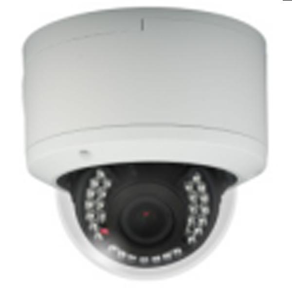 WIP10G/13G/20G-V40 2.8-12mm Varifocal Lens Indoor Metal Housing Vandalproof Poe Mobile Dome P2P IP Camera
